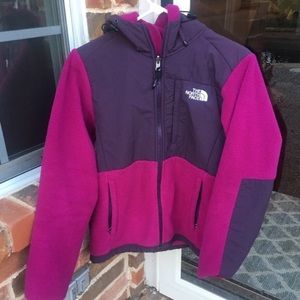 North Face Denali Jacket -Razzle Pink